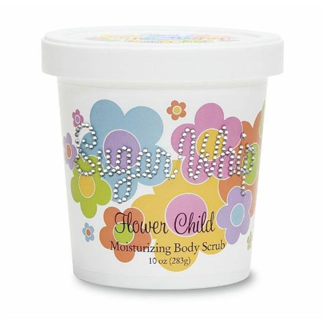 Primal Elements BCSWFC Flower Child Sugar Whip Moisturizing Body Scrub