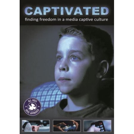Captivated: Finding Freedom In A Media Captivated Culture (DVD) Captivated: Finding Freedom In A Media Captivated Culture (DVD)