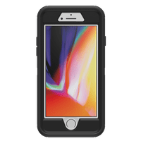 OtterBox Defender Series Pro for iPhone SE (2nd gen), iPhone 8, iPhone 7 - Black