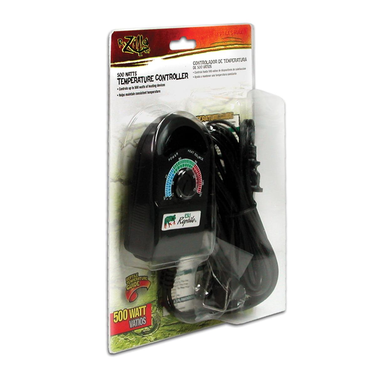 Zilla Temperature Controller for Reptile Terrariums, 1000W