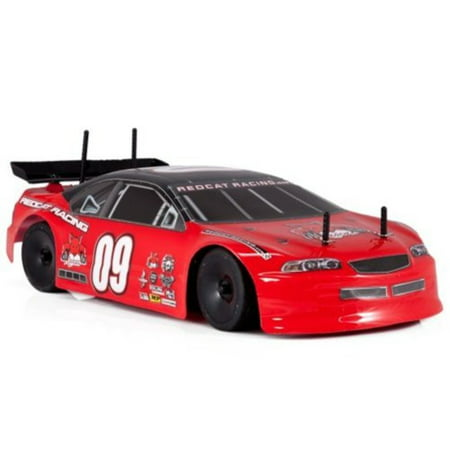 Redcat Racing Lightning STK Electric Car, Red, 1/10 (Best 1 10 Scale Electric Rc Cars)