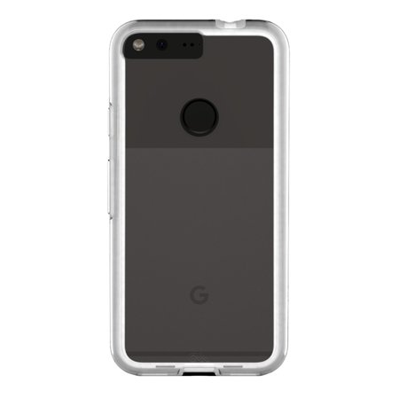 new product 59f25 209e2 Google Pixel XL Case-mate Clear w/clear bumper Naked Tough case