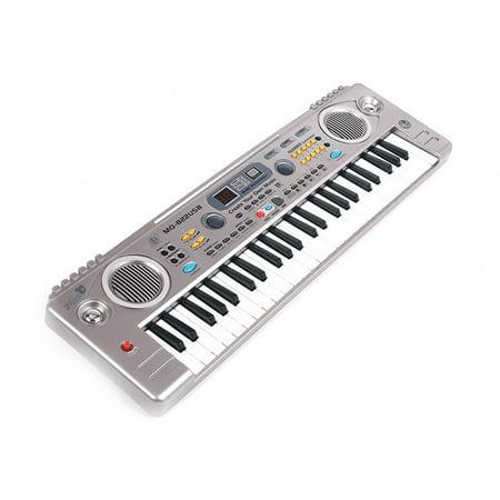 MQ-822USB 49 Key Childs Toy Electronic Keyboard - Music