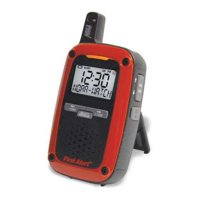 FIRST ALERT Portable Weather Radio,AM/FM, NOAA SFA1135