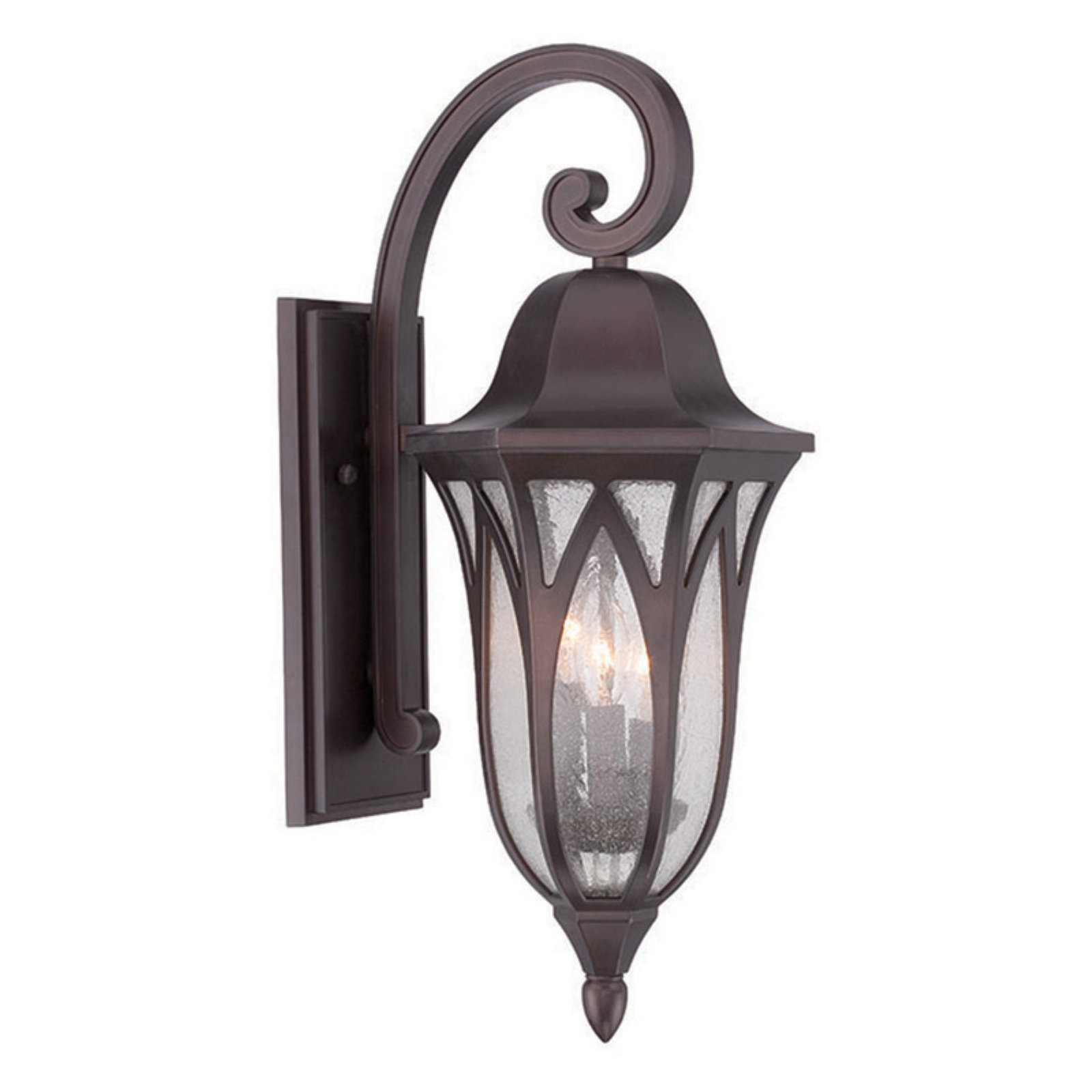 Acclaim Lighting Milano 3 Light Outdoor Wall Lantern Light Fixture
