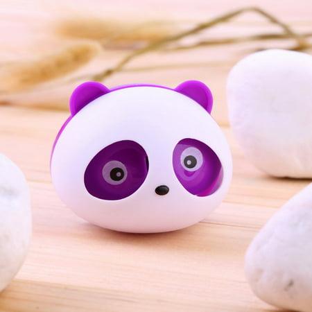 Cute Panda Auto Car Air Freshener Clip Perfume Diffuser for Car Home - image 7 of 13
