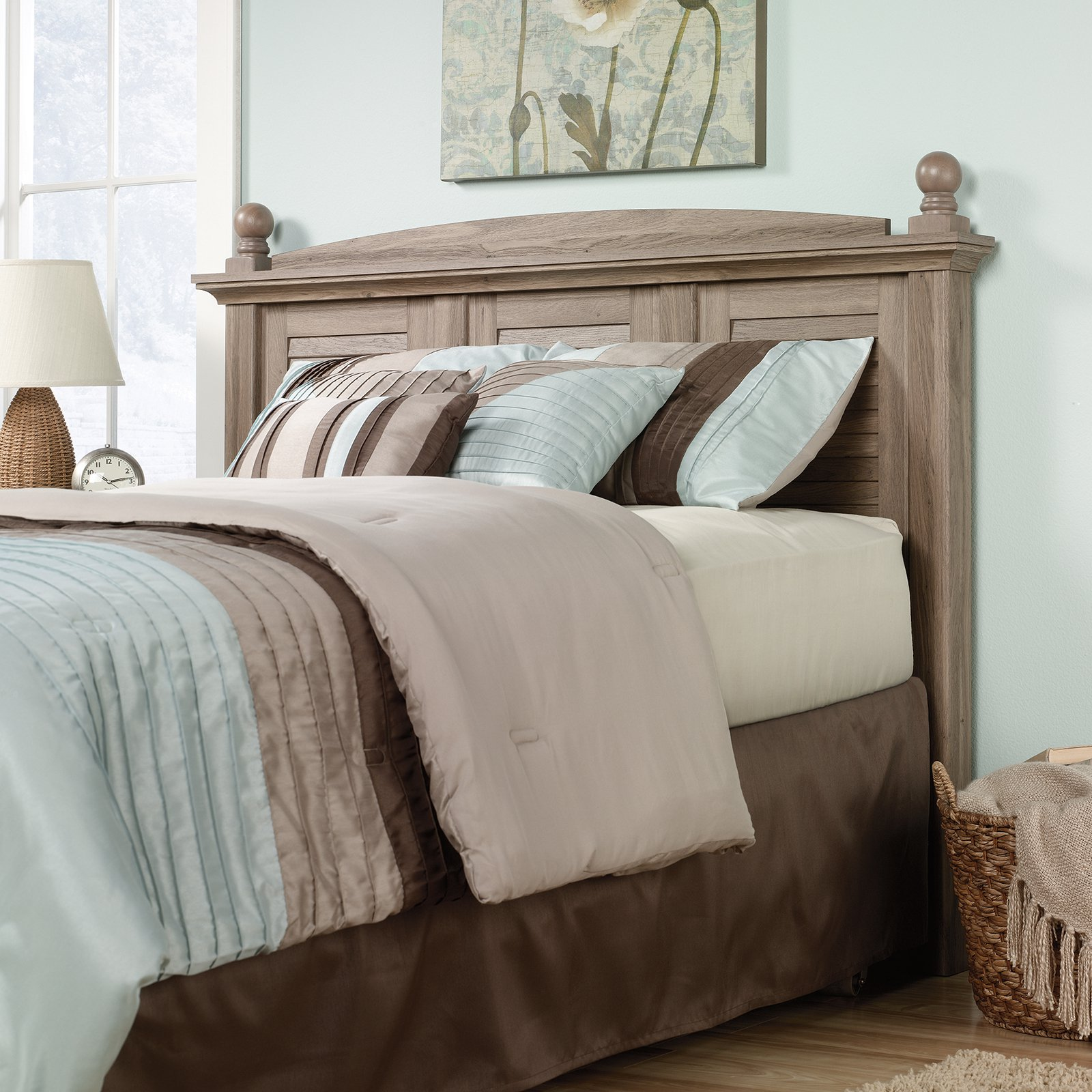 Sauder Harbor View Collection Full/Queen Headboard, Multiple ...