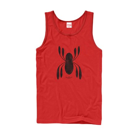 Marvel Men's Spider-Man Homecoming Logo Tank Top ()