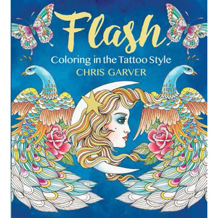 Flash : Coloring in the Tattoo Style](Halloween Tattoo Flash)