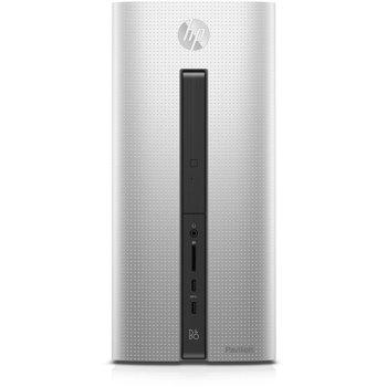HP Pavilion 550-A14LD Desktop