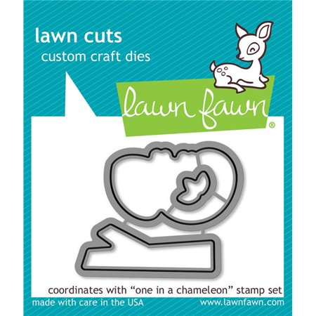 28 Fawn (Lawn Fawn Cut Set - One In A Chameleon )