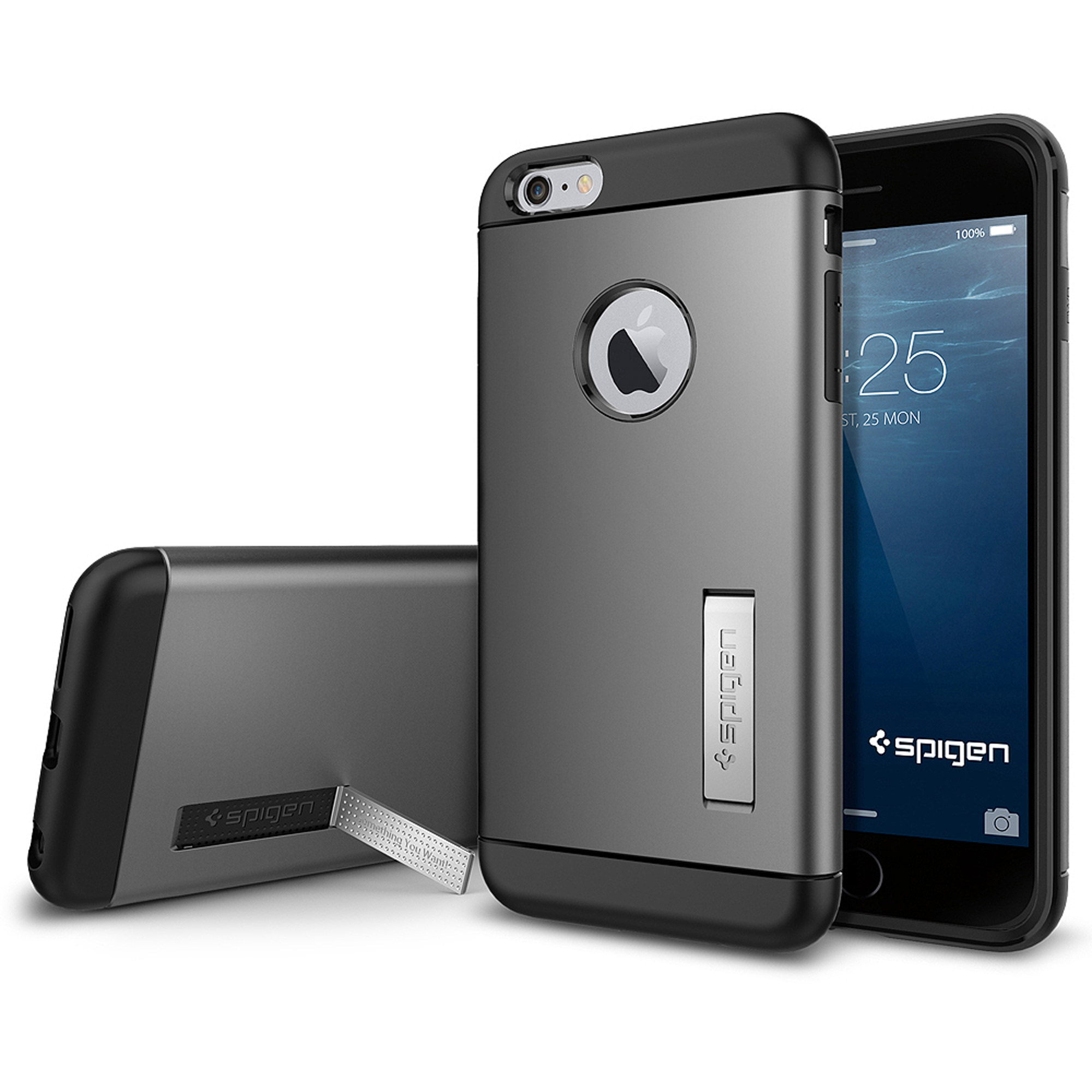 Spigen Slim Armor Case for Apple iPhone 6S Plus / 6 Plus