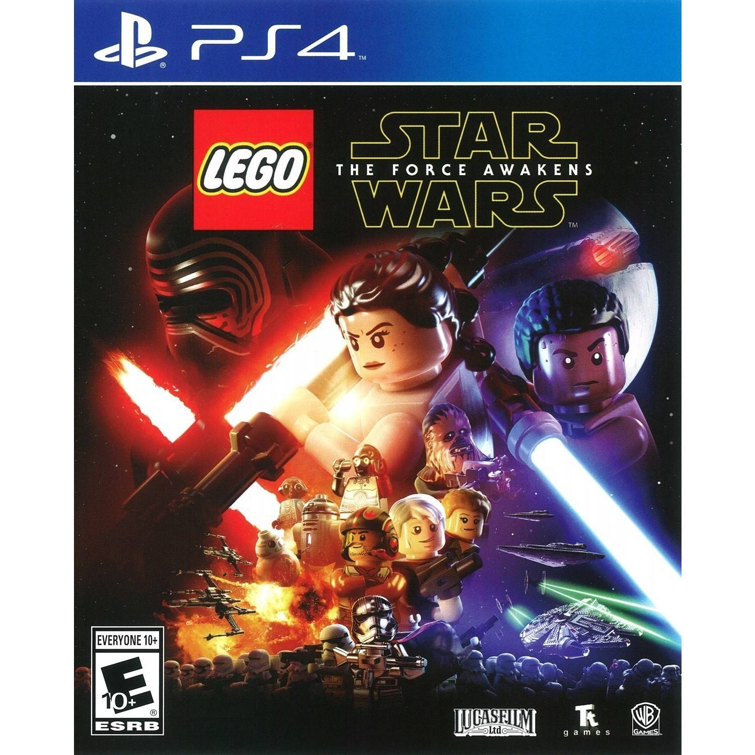 Lego Star Wars: The Force Awakens for PlayStation 4 by Warner Bros