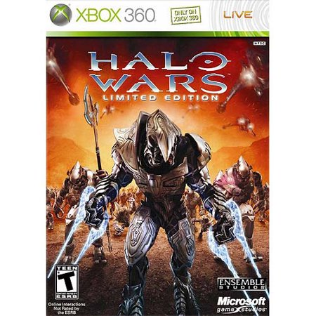 Xbox360 - Halo Wars Limited Edition