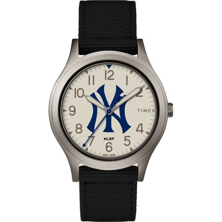 New York Yankees Timex Women's Ringer Watch - No (Ny Yankees Watch)