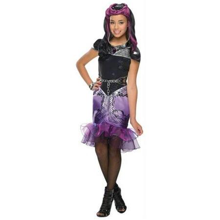 Eah Raven Queen Child Large - Raven's Halloween Haven
