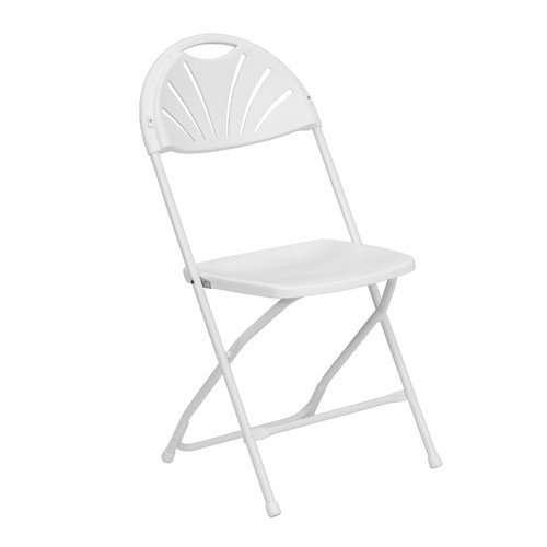 Flash Furniture Hercules Series Plastic Folding Chair (Set of 24)
