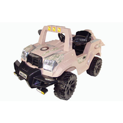 New Star Rescue Ops 6-Volt Battery-Powered Ride-On