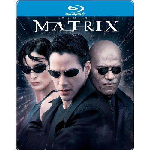 The Matrix (Blu-ray) (Steelbook Packaging) (Widescreen)