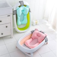 Willstar Newest Newborn Soft Baby Bather Pad, Green