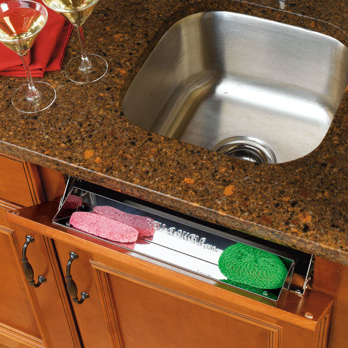 Rev-A-Shelf 22'' Stainless Sink Front Tray
