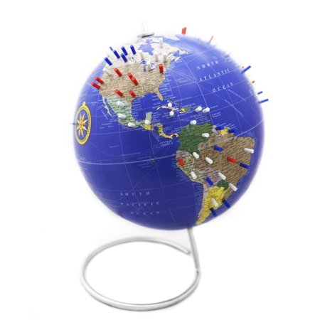 shop gifts wellington museums desk globe medium antique