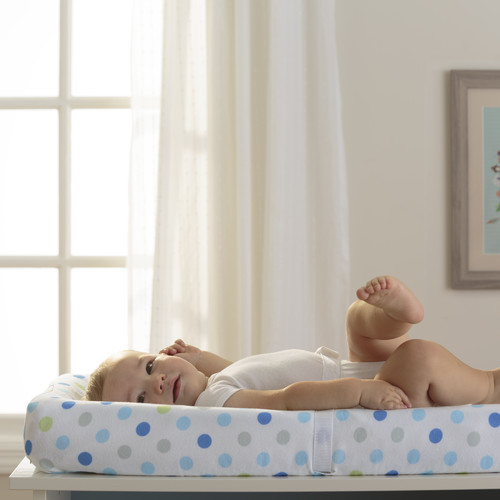 Breathablebaby Changing Pad Cover, Avail