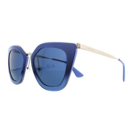 PRADA Prada Damen Sonnenbrille » PR 53SS«, blau, UFW1V1 - blau/blau