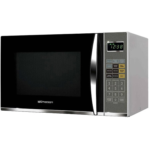 Emerson 1100W Microwave Oven with Grilling Feature, 1.2 cu ft