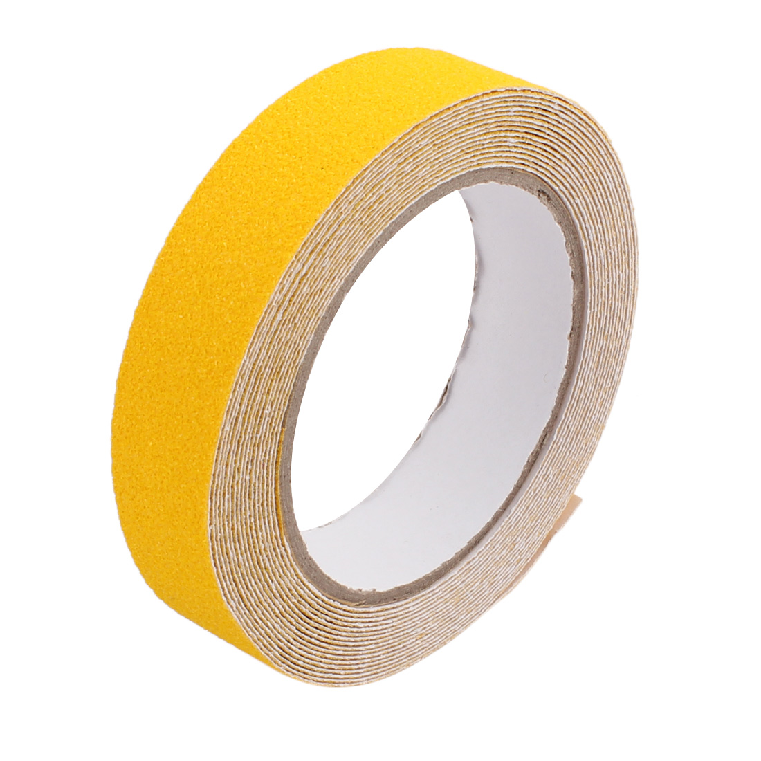 Yellow Anti-Slip Grip Tape Safety High Traction Indoor Outdoor 25mmx5m