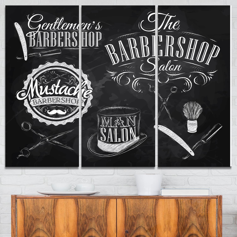 Design Art - Set Barbershop - image 1 de 1