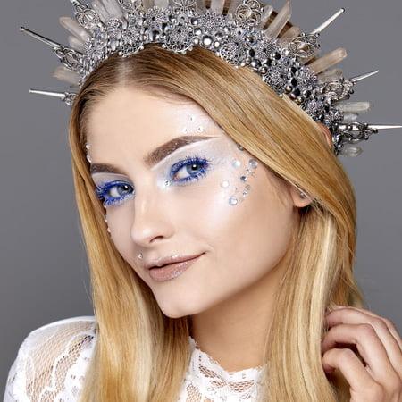 Ice Princess Halloween Makeup Collection