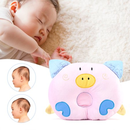 - WALFRONT Soft Infant Baby Pillow Prevent Support Flat Head Memory Foam Cushion Sleeping ,Baby Pillow, Infant Sleep Pillow