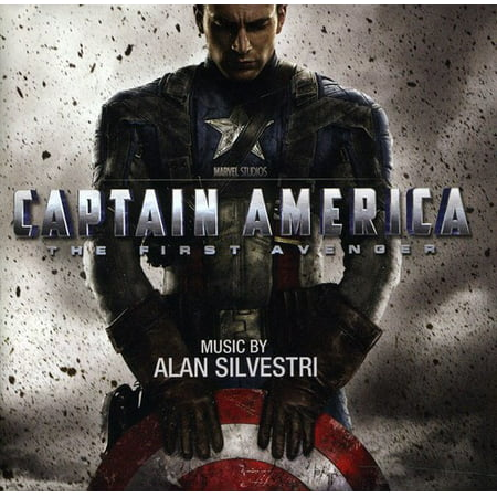 Captain America: The First Avenger Soundtrack