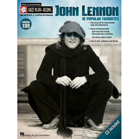 John Lennon : Jazz Play-Along Volume 189