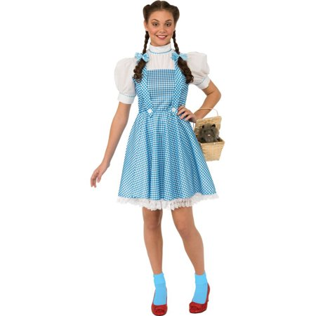Women's Dorothy Wizard of Oz Costume (Woman Wizard Costume)