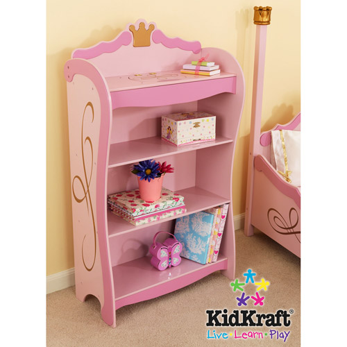 KidKraft Princess 42.5'' Bookcase
