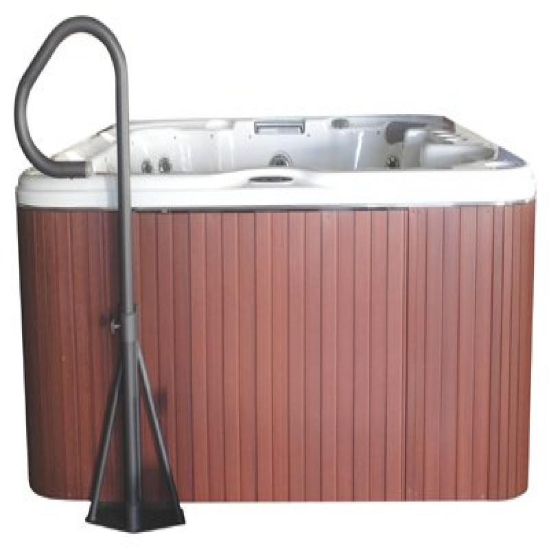 Cover Valet Spa Side Handrail For All Hot Tub Spas by California Home Spas