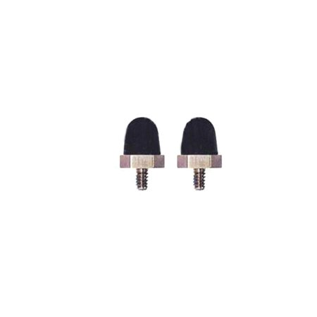 Perimeter Technologies Comfort Contact Replacement Tips, Black