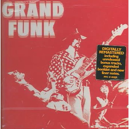 Grand Funk (Remaster) (CD) (Funk Music Cd)