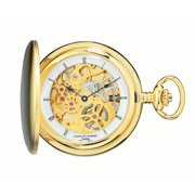 Charles-Hubert Paris Men's 3905-G Classic Collection Pocket Watch