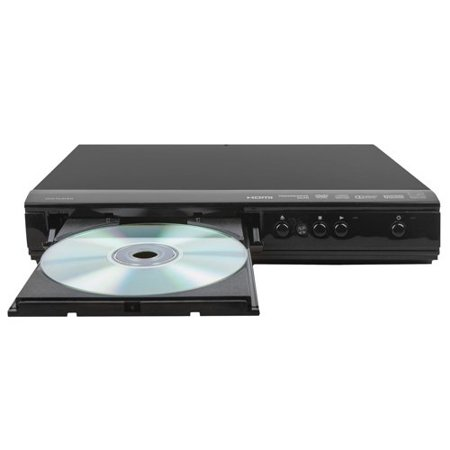 FUNAI DVD Player 1080p Upconversion (Black) – Refurbished