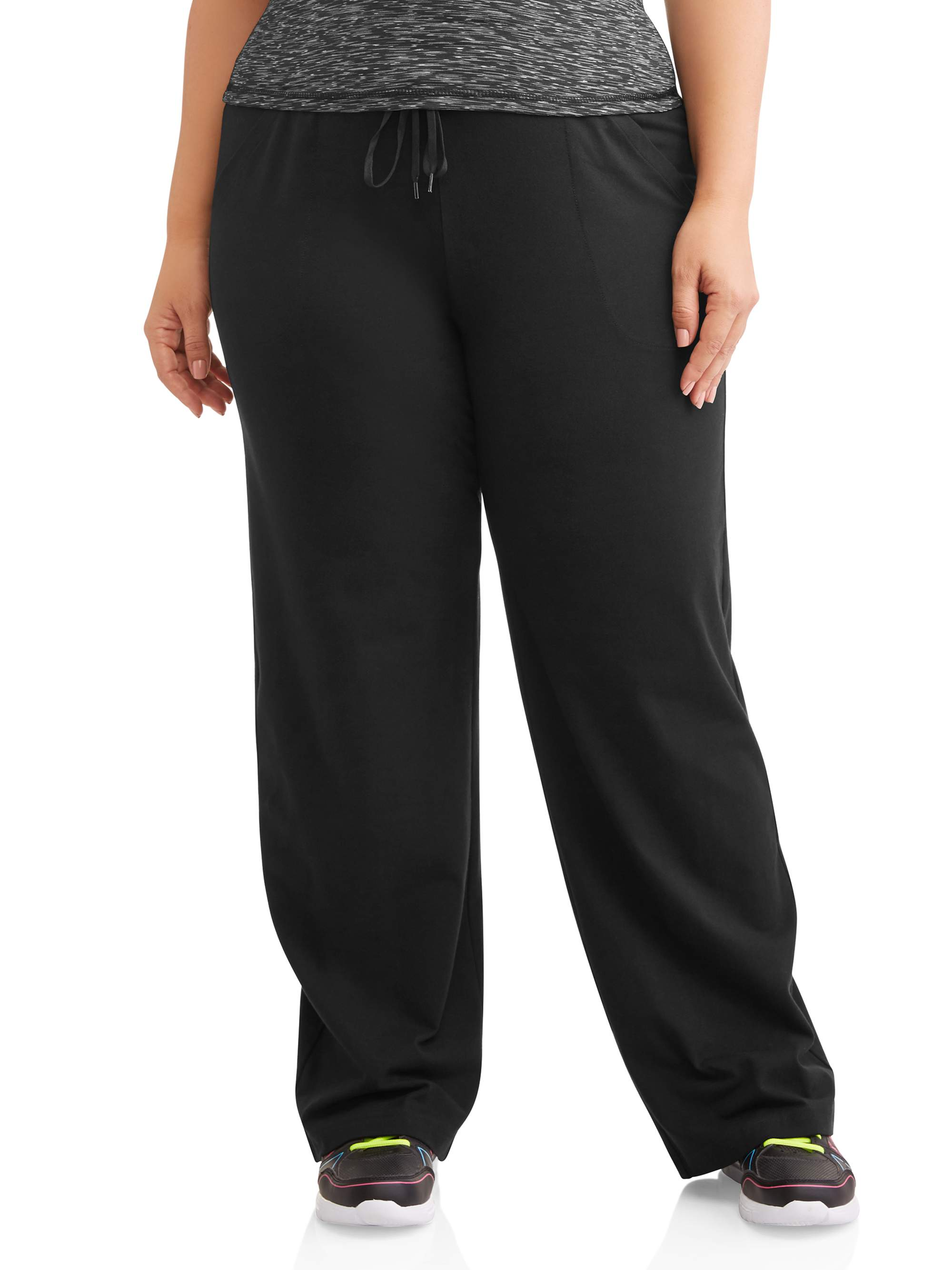 Athletic Work's Dri More Plus Relaxed Pant