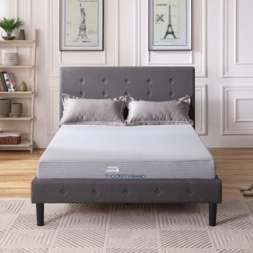 Modern Sleep Gel Memory Foam 8 Inch Mattress Multiple Sizes