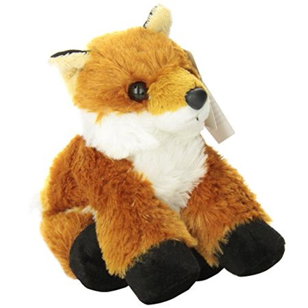 "Aurora Foxie Fox Mini Flopsie 8"" Stuffed Animal Plush - image 2 of 3"
