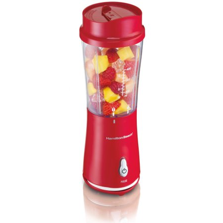 Hamilton Beach Single Serve Blender with Travel Lid | Model#