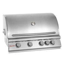 "Blaze Outdoor 32"" 4-Burner Stainless Steel Propane Grill"