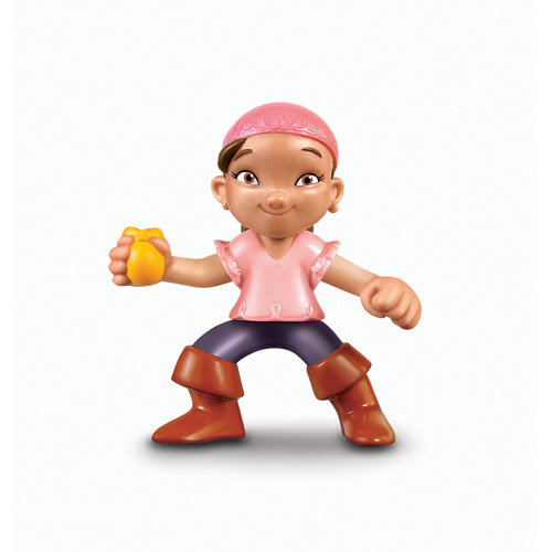 Fisher-Price Jake and the Never Land Pirates Jake, Izzy and Cubby Pirate Pack Action Figure Set
