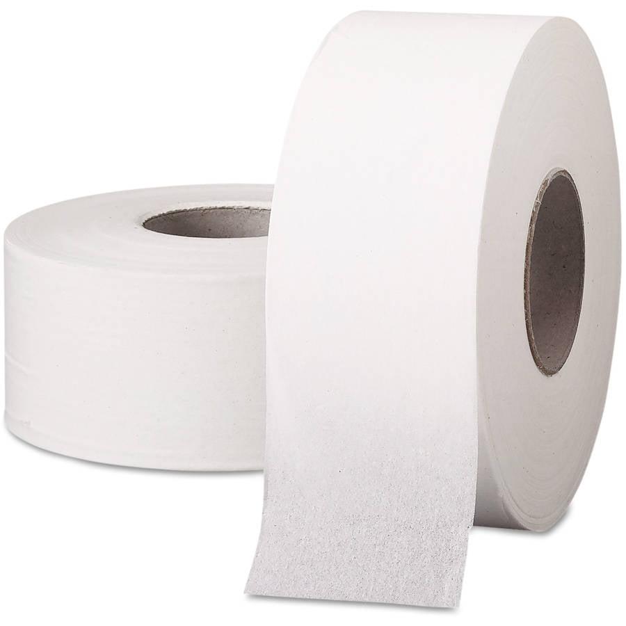 Kimberly-Clark Professional Scott Jumbo One-Ply Bathroom Tissue, 12 ct