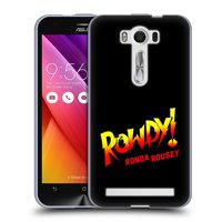 OFFICIAL WWE RONDA ROUSEY SOFT GEL CASE FOR ASUS ZENFONE PHONES